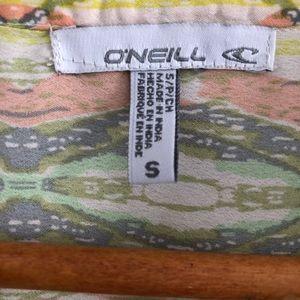 O'Neill Dresses - O'Neill Southwestern Printed Shirt Dress
